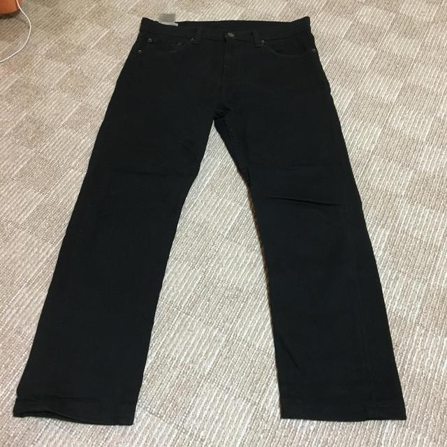 Levi's(リーバイス)のリーバイスブラックジーパン メンズのパンツ(デニム/ジーンズ)の商品写真