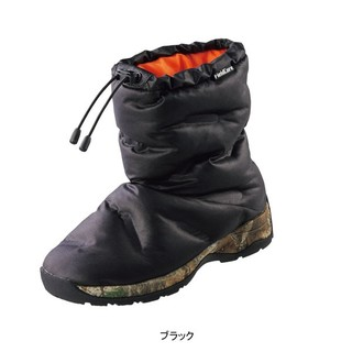 ワークマン ケベックネオ ブラック Mサイズ(ブーツ)