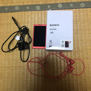 SONY - ソニー SONY ウォークマン Aシリーズ 32GB NW-A46HN