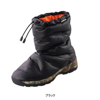 ワークマンケ ベックネオ ブラック Mサイズ(レインブーツ/長靴)