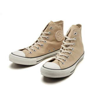 CONVERSE - converse ALL STAR SPT HI ベージュ