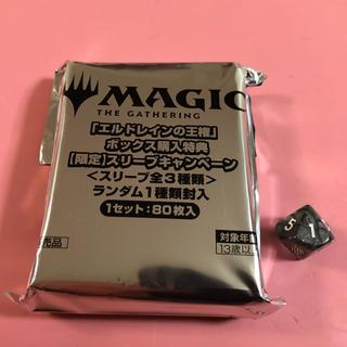マジックザギャザリング(マジック:ザ・ギャザリング)のエルドレインの王権 ボックス購入特典スリーブ 1(カードサプライ/アクセサリ)