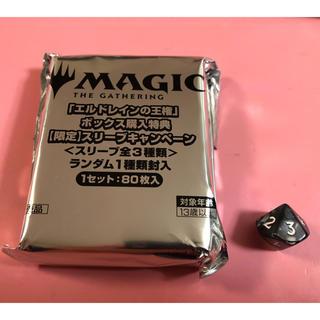 マジックザギャザリング(マジック:ザ・ギャザリング)のエルドレインの王権 ボックス購入特典スリーブ 3(カードサプライ/アクセサリ )