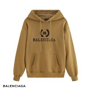 Balenciaga -  BALENCIAGA  スウェット パーカー 長袖トップス トレーナー 男女兼