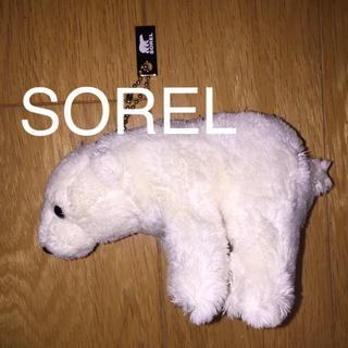 SOREL - ソレル☺︎ぬいぐるみキーホルダー