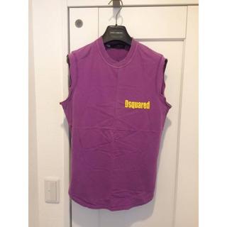 DSQUARED2 - ディースクエアード ノースリーブTシャツ