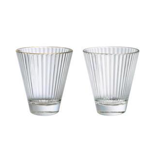 バーニーズニューヨーク(BARNEYS NEW YORK)の未使用品 バーニーズニューヨーク BARNEYS NEWYORK ペアグラス(グラス/カップ)