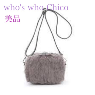 who's who Chico - who's who chico ショルダーバッグ