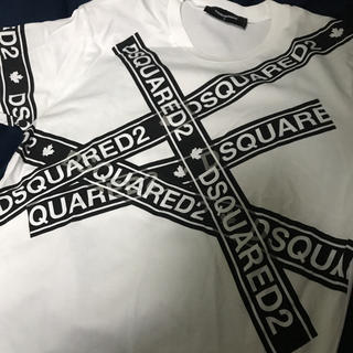DSQUARED2 - DSQUARED2 ディースクエアード Tシャツ