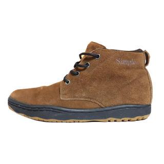 アディダス(adidas)のシンプル スケートボード スニーカー 靴 simple skate shoes(スケートボード)