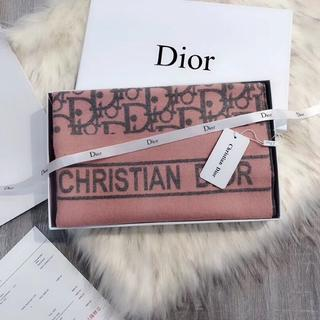ディオール(Dior)のDIOR   マフラー (マフラー/ショール)