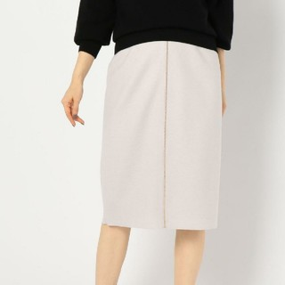 NOLLEY'S - 新品・未使用【NOLLEY'S sophi】圧縮ウールジップスカート