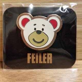 FEILER - フェイラー リーベくん ピンバッジ