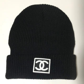 CHANEL - ニット帽