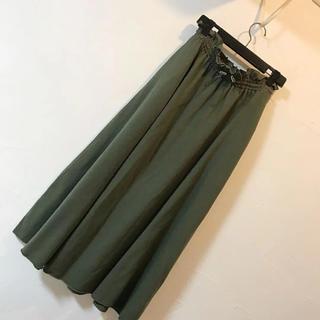 スコットクラブ(SCOT CLUB)のROSIEE♡新品 ロングスカート(ロングスカート)