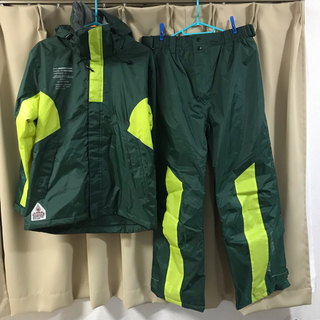 ロゴス(LOGOS)の防寒防水スーツ LIPNER ウェザースーツ イージス(ウエア)