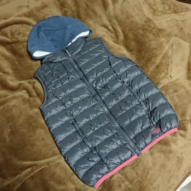 NEXT(ネクスト)のネクスト ベスト キッズ/ベビー/マタニティのキッズ服女の子用(90cm~)(ジャケット/上着)の商品写真