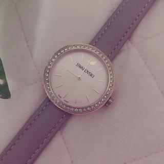 スワロフスキー(SWAROVSKI)のスワロフスキー 腕時計(腕時計)