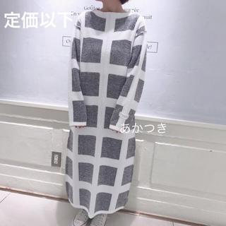 gelato pique - 新品未使用◆ジェラートピケ ジョエルロブション ロングドレス ワンピース