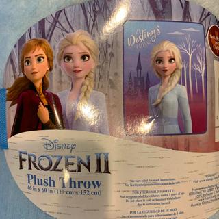 ディズニー(Disney)のアナ雪2 エルサ 毛布(布団)