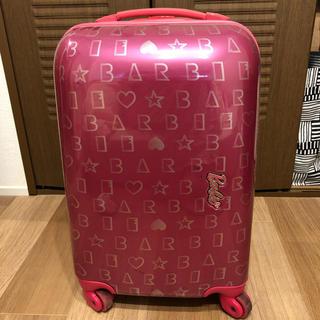 バービー(Barbie)のバービー キャリーバッグ(スーツケース/キャリーバッグ)