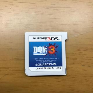 ドラゴンクエストモンスターズ ジョーカー3 - 3DS  ソフトのみ