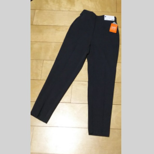 GU(ジーユー)の【タグ付き】GU 起毛ストレッチパンツ レディースのパンツ(カジュアルパンツ)の商品写真