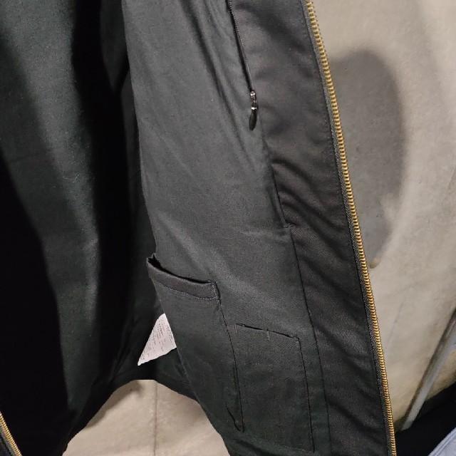 NIKE(ナイキ)のNIKE SB × ANTIHERO コラボ ジャケット フーディー ブラック メンズのジャケット/アウター(ブルゾン)の商品写真