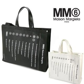 エムエムシックス(MM6)のMM6 PVC トートバッグ(トートバッグ)