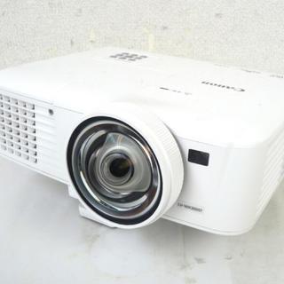 キヤノン(Canon)の【中古】Canon POWER プロジェクター LV-WX310ST(プロジェクター)