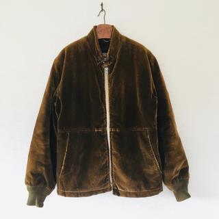 激レアビンテージ60s60年代マイティーマックコーデュロイブルゾンジャケット古着(ブルゾン)