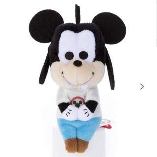 Disney - グーフィー ちょっこりさん マスコット ぬいぐるみ ミッキーマウスクラブ