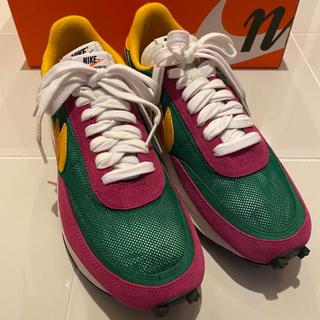 NIKE - ほぼ新品 28cm sacai x Nike LDWaffle