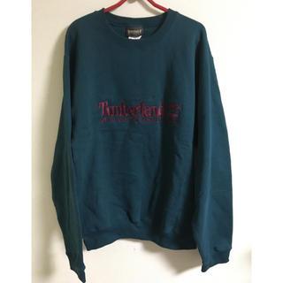 Timberland - ティンバーランド/トレーナー/モスグリーン/M