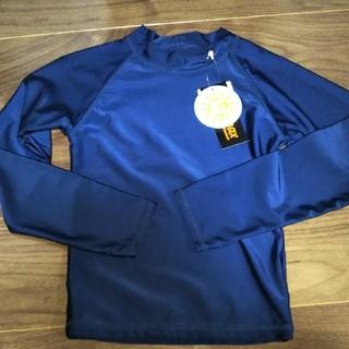 ラッシュガード、長袖Size140、新品未使用。
