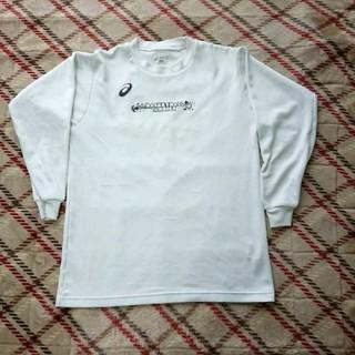 アシックス(asics)の【No.877】アシックス 長袖 Tシャツ (160㎝)(Tシャツ/カットソー)