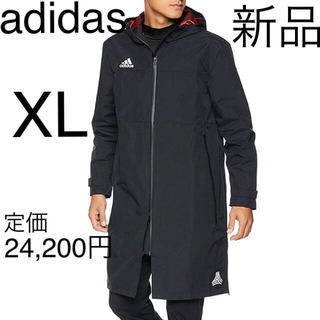 adidas - アディダス アウター ジャンパー ブルゾン 防寒 ブロックテック ベンチコート