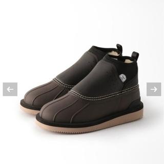 DEUXIEME CLASSE - Deuxieme Classe SUICOKE boots/ブラック/36