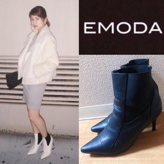 EMODA - EMODAエモダタイトラインブーツ♡ショートブーツ