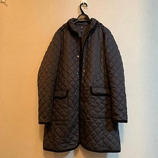 MUJI (無印良品) - 無印良品 キルティングコート Lサイズ