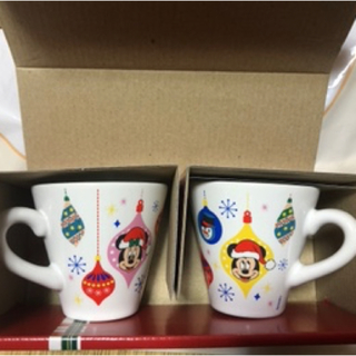 Disney - ディズニー デミタスカップセット