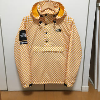 Supreme - 美品 Supreme North Face Checkered 黄 S