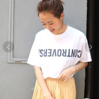 TODAYFUL - キャナルジーン SAINT 逆さロゴTシャツ