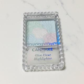 CANMAKE - グロウフルールハイライター01