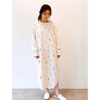 gelato pique - 新品 gelato pique【PEANUTS】ドレス
