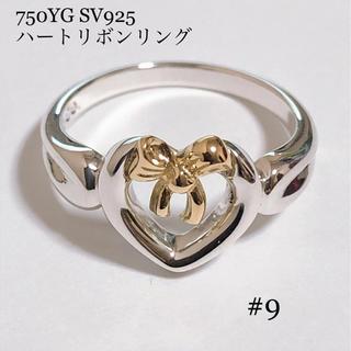 Tiffany & Co. - TIFFANY & CO  ティファニー ハート リボン リング  12