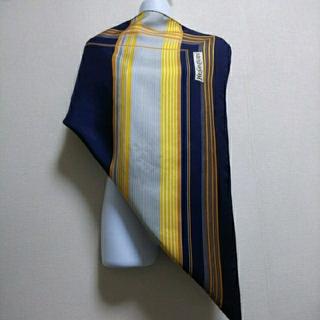 サンローラン(Saint Laurent)の【希少・ヴィンテージ】イブサンローラン  スカーフ(バンダナ/スカーフ)