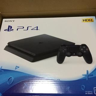 PlayStation4 CUH-2200AB01 ブラック 500GB (家庭用ゲーム機本体)