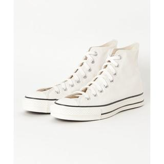 DEUXIEME CLASSE - 【新品タグ付き】Converse★CANVAS ALL STERハイカット 白
