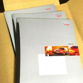 AUDI - Audi コレクション カタログとデータbook 全6冊
